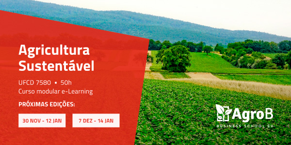 Agricultura Sustentável - Formação Jovem Agricultor
