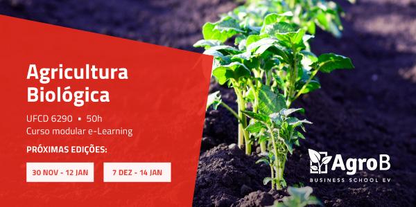 Agricultura Biológica - Formação Jovem Agricultor