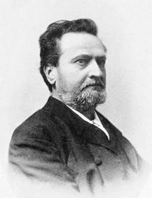 Ferdinand Gustav Julius von Sachs (1832-1897)